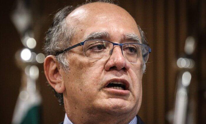 Gilmar Mendes pede à Presidência da República permanência da Força Federal no RJ até as eleições