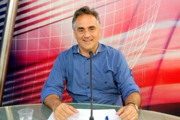 """Luciano Cartaxo comenta pesquisa: """"O momento é de continuar trabalhando"""""""