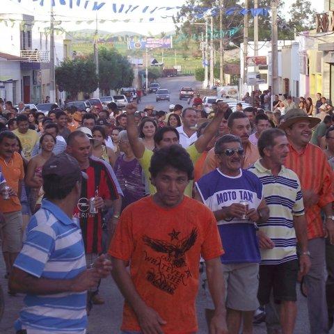 MEMÓRIAS DAS ELEIÇÕES – MONTEIRO – Carreata da chapa de Rinaldo Guedes (2012)