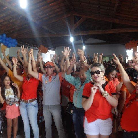 MEMÓRIAS DAS ELEIÇÕES – SOBRADO – Convenção partidária na cidade de Sobrado PB