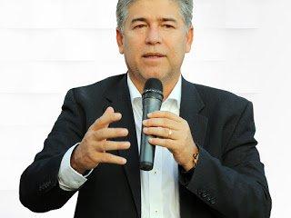 Reeleito, Leto Viana fará festa popular para celebrar vitória em Cabedelo