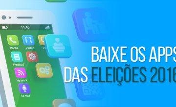 Conheça alguns dos aplicativos que podem lhe ajudar a acompanhar as eleições em 2016