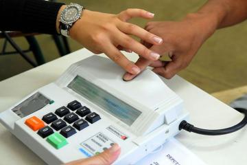 27% dos eleitores estão aptos a ser identificados biometricamente nas Eleições 2016