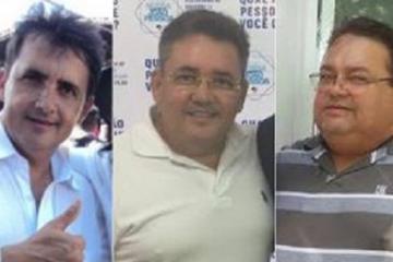 Três irmãos disputam CMJP e dividem família entre Cartaxo e Cida Ramos