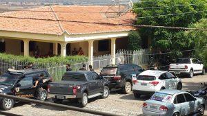 Polícia Federal cumpre diligências na casa do prefeito de Marizópolis