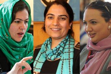 Afeganistão tem mais mulheres na política que o Brasil