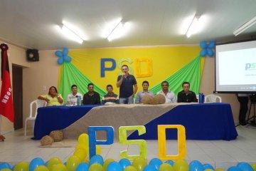 PSD de Dona Inês realizou convenção para debater sobre as eleições deste ano