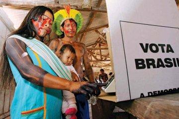 Exército auxiliará na segurança de locais de votação em aldeias indígenas
