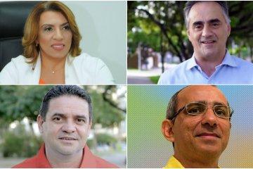 Candidatos a prefeito de JP prometem intensificar conversa com eleitores na reta final da campanha