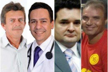 PESQUISA EM SANTA RITA – Zé Paulo lidera seguido de Emerson Panta e Quinto; confira números