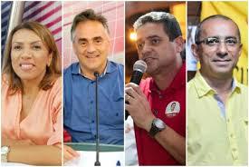 Candidatos à prefeito de JP se enfrentam em debate promovido por faculdade