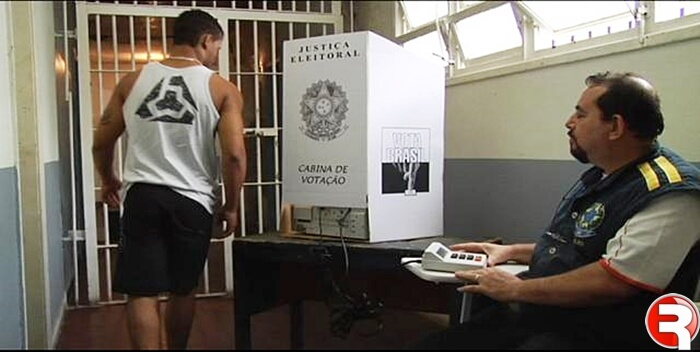 50 apenados terão direito a voto nas eleições deste ano, em João Pessoa