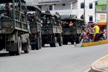 Devido acirramento político, juíza solicita tropas federais para eleições quatro cidades do Sertão