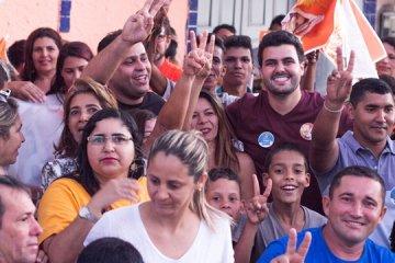 """Wilson Filho destaca trabalho do PSB: """"política sem enrolação, sem enganação"""""""