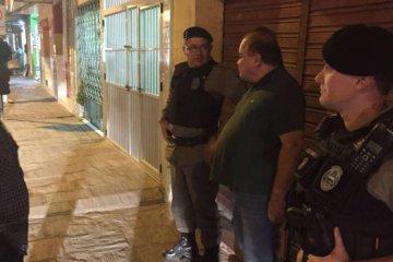 VEJA VÍDEO – Candidato de CG denuncia possível emboscada contra a vida de seu pai