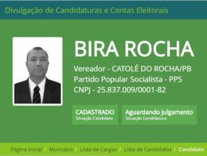 "Partido expulsa ""pistoleiro"" eleito vereador em Catolé do Rocha"