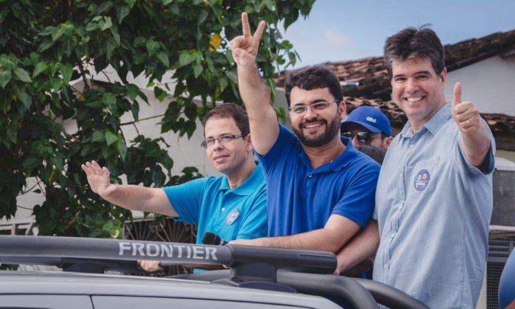 Berg Lima derrota Expedito Pereira com 58% dos votos e é o novo prefeito de Bayeux