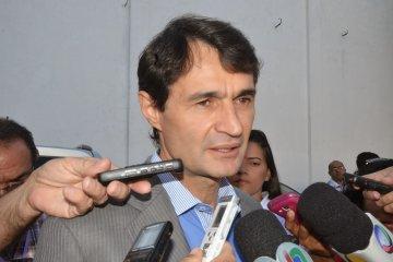 Romero diz que vai pressionar governos para resolver crise hídrica em CG