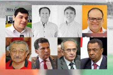 """Confira os candidatos que não garantiram eleição mesmo com """"padrinhos fortes"""" na Paraíba"""