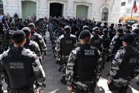 Policiais militares não se saíram bem nas urnas