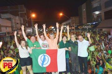 PSB 53 – PSDB 36 – PMDB 31: Ricardo conquista maior número de prefeituras para o PSB