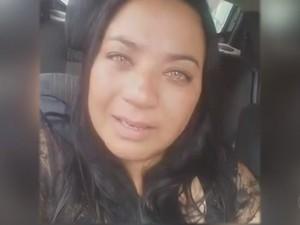 Outra candidata chora por ter feito campanha com número errado